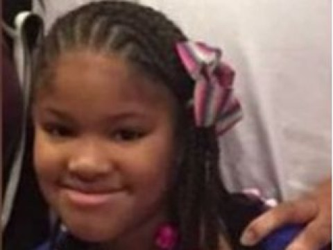 'Racist' shot black girl, 7, dead as she sat in car next to her mother before fleeing