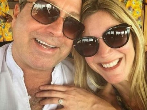 MasterChef couple Lisa Faulkner and John Torode are engaged after six years together