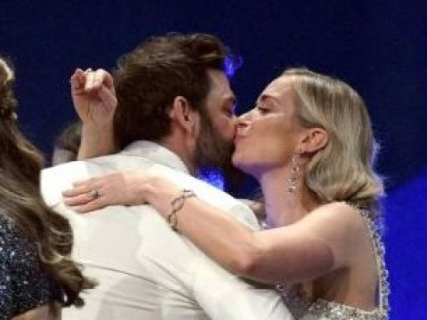 John Krasinski makes us cry with sweet message to Emily Blunt during Critics' Choice Awards speech