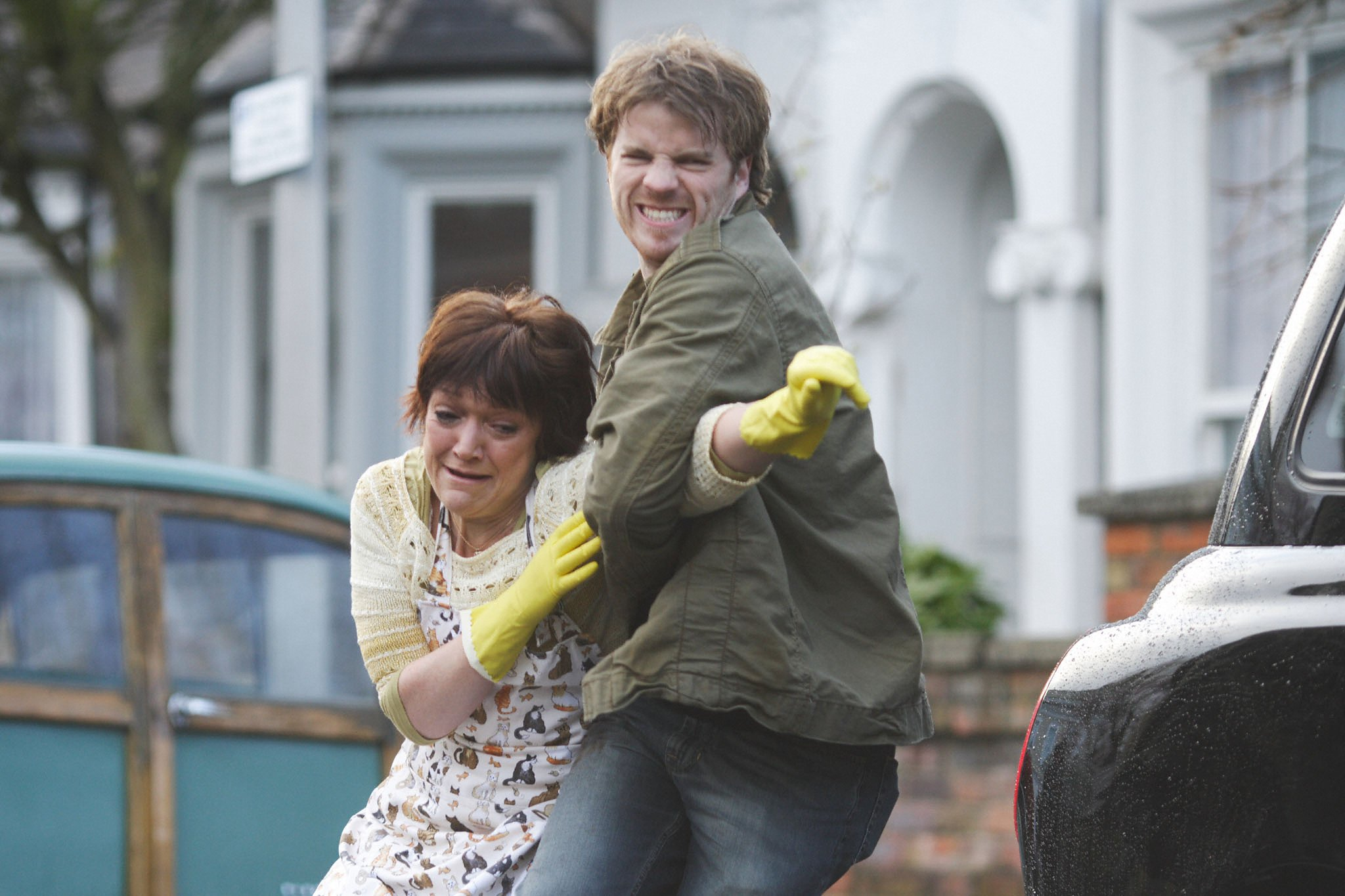 EastEnders spoilers: Sean Slater return story revealed as Jean faces a new nightmare?