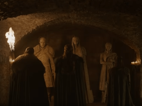 Game Of Thrones' new Jon Snow statue looks older than Arya and Sansa's and fans are freaking out