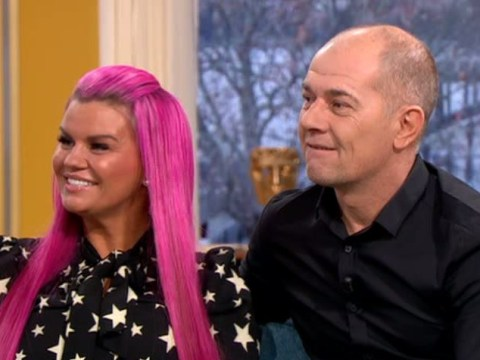 'I wanted to stay away' Kerry Katona reunites with long lost brother after hiring company to hide identity from secret family
