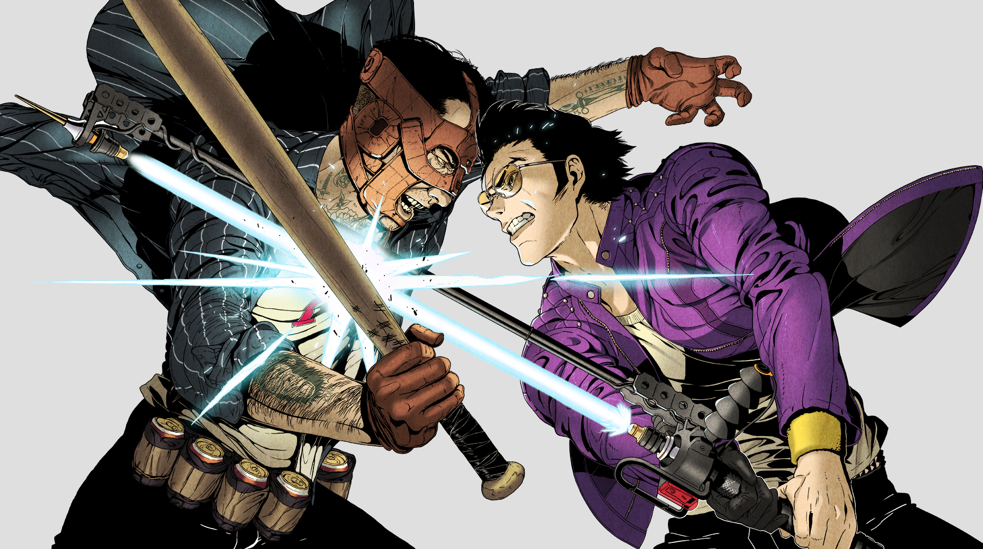 Travis Strikes Again: No More Heroes review – Suda51 returns
