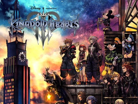 Kingdom Hearts III review – Mickey Mouse epic