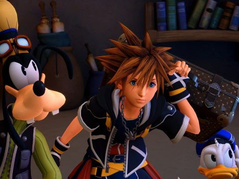 Kingdom Hearts III gives series first ever UK number one