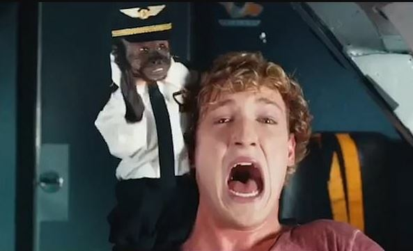Logan Paul joins a host of YouTubers on a doomed plane as trailer for Airplane Mode drops
