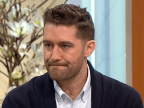Matthew Morrison reveals The Greatest Dancer bosses want dance captains to 'bicker more'
