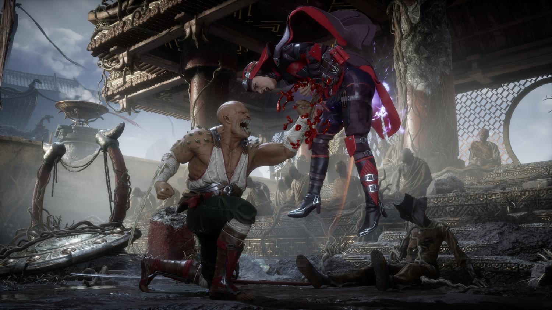 Mortal Kombat 11 - has it crossed a line?