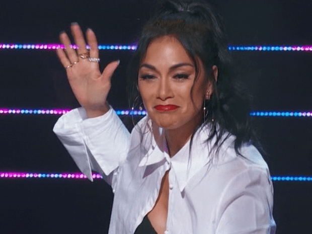 Nicole Scherzinger's new show is basically Bird Box meets The X Factor and we were born ready