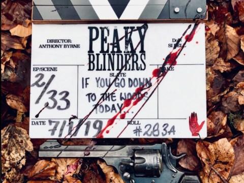 Peaky Blinders: Shock death teased as stars return to filming in the woods