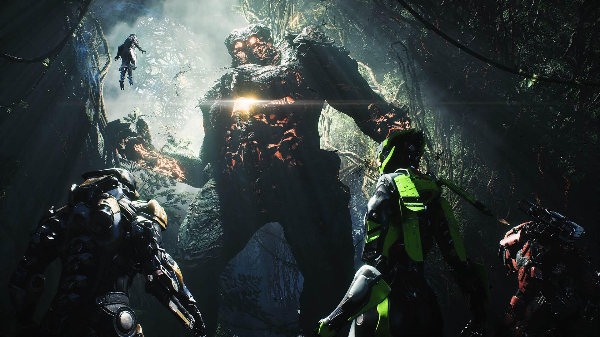 Games Inbox: Anthem Xbox One impressions, Crackdown 3 DLC, and F-Zero 99