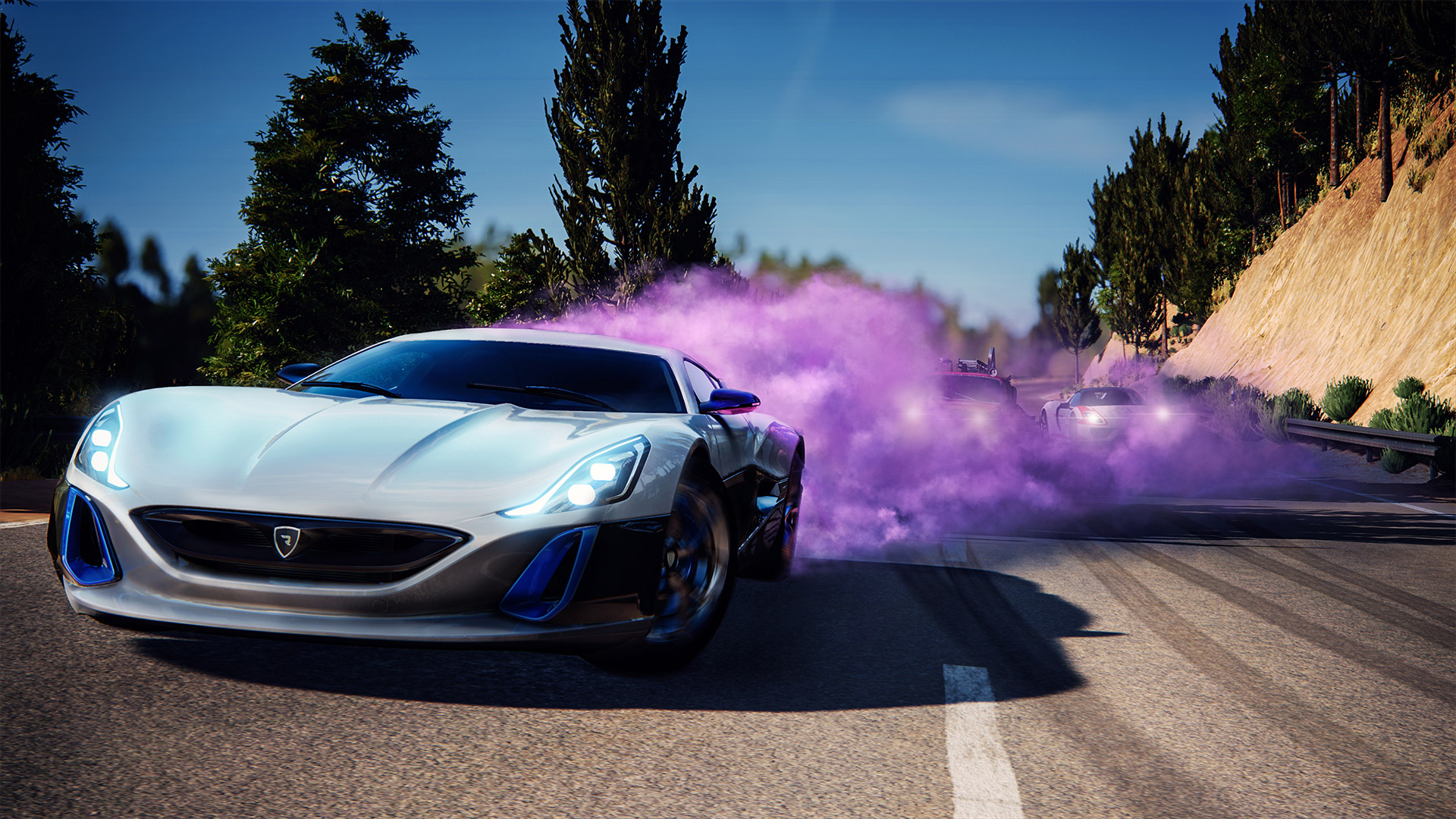 The Grand Tour Game (PS4) - not Gran Turismo, or Forza Motorsport for that matter