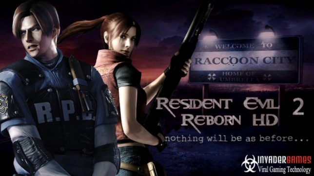 Resident Evil Reborn - the unofficial remake that never was