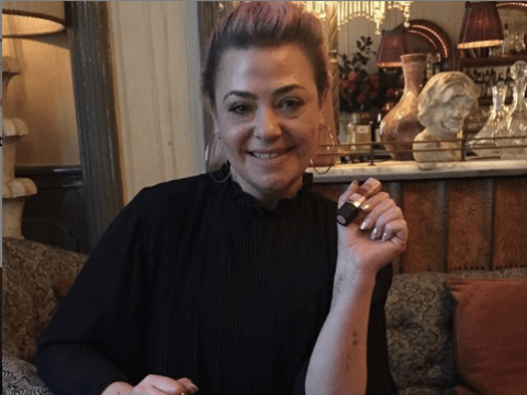 Lisa Armstrong raves about her new beauty venture with Avon, one day before Britain's Got Talent kicks off