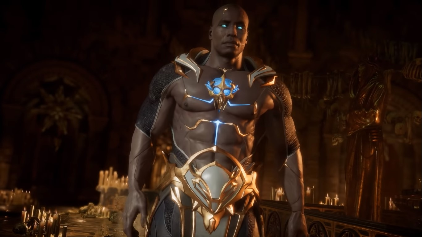 Mortal Kombat 11 - that is a lot of trailers