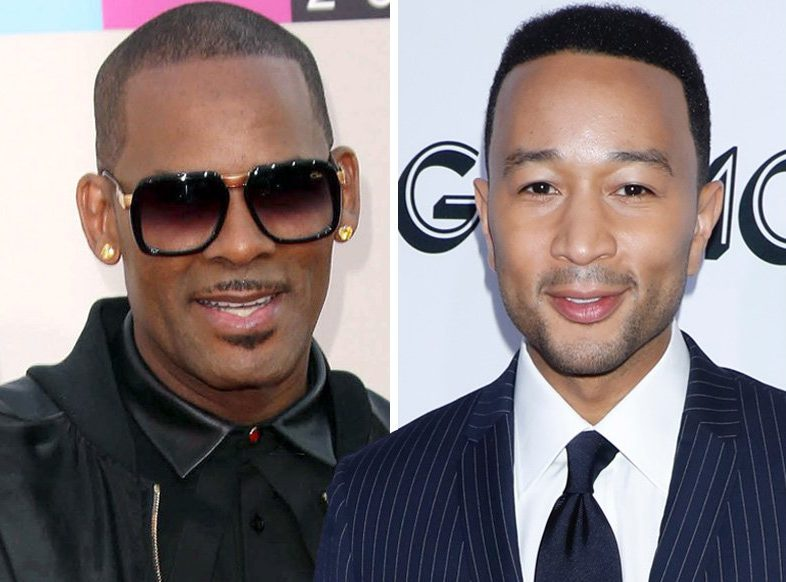 John Legend defends appearing in R Kelly documentary after Lady Gaga and Jay Z 'declined'