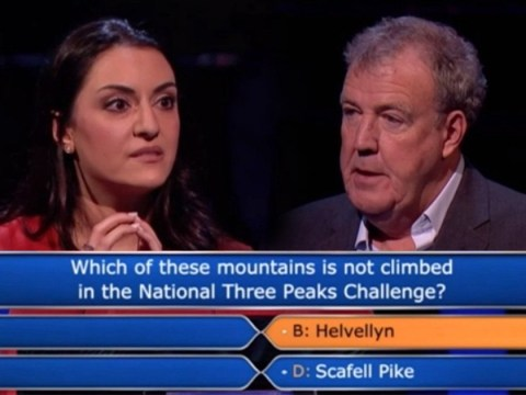 Who Wants To Be A Millionaire? viewers rage as Jeremy Clarkson 'helps contestant'