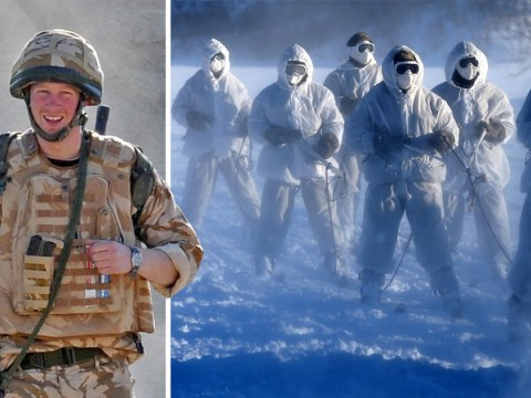 Prince Harry to join 1,000 soldiers in Norway practising counter-attack against Russia