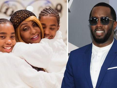 Diddy thanks his 'mum and babies' for bringing him out of 'deep depression' after Kim Porter's death