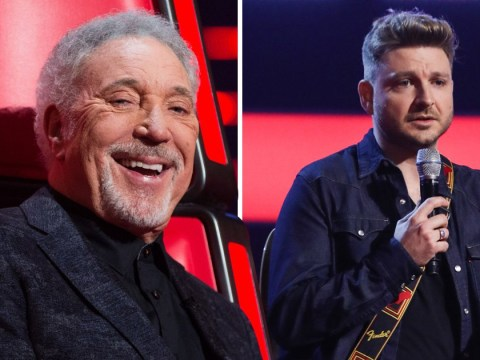 The Voice UK 2019: Sir Tom Jones hits back at 'fix' claims over Peter Donegan audition 'That was real'