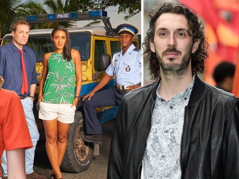 The Inbetweeners' Blake Harrison joins Death in Paradise as bumper stack of guest stars are revealed