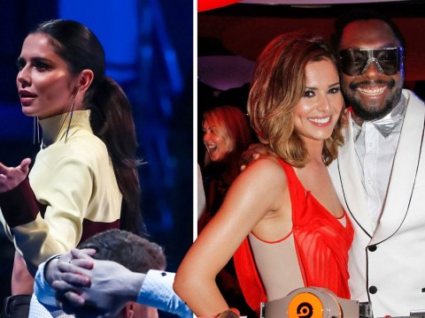 Will.i.am says he is 'proud' of Cheryl as The Voice UK and The Greatest Dancer go head to head in Saturday night TV battle