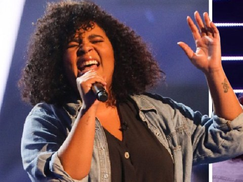 The Voice UK fans declare the winner already after Jennifer Hudson and Nicole Dennis Dreamgirls duet