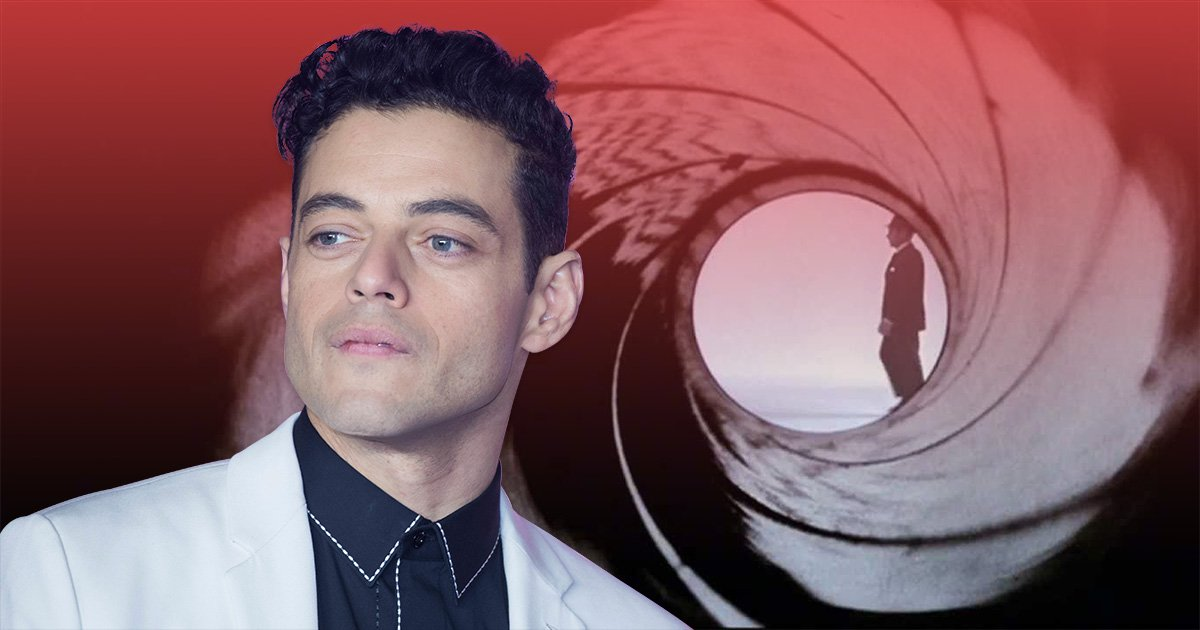 Rami Malek teases he could be next Bond villain – but he's keeping 'tight-lipped' about it