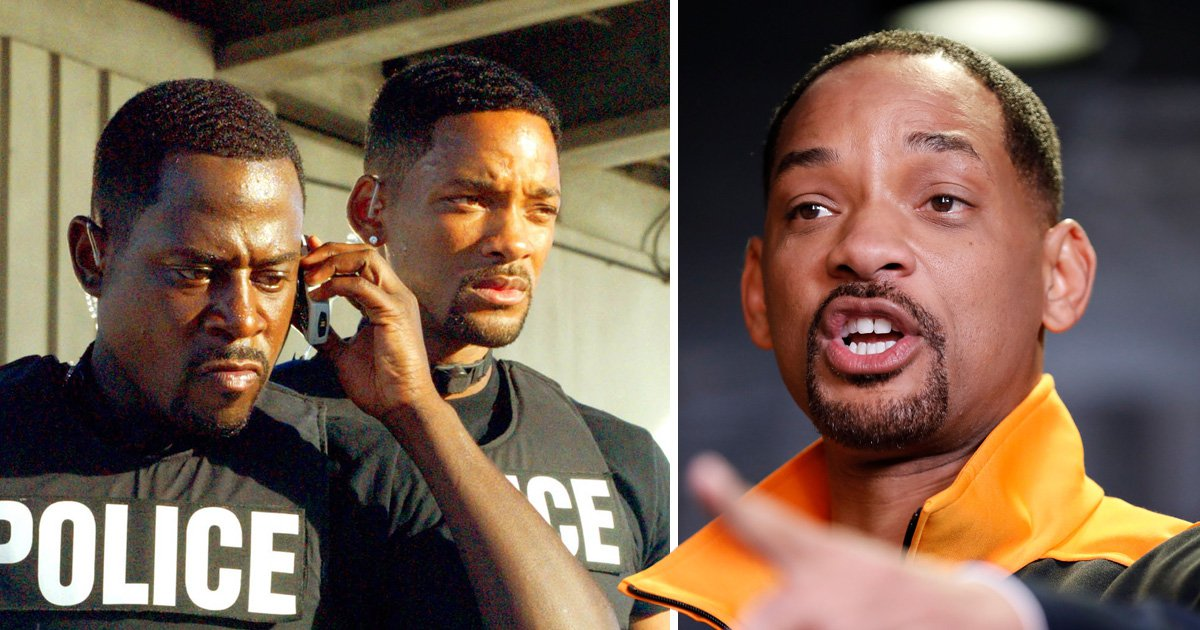 Will Smith gets himself in a whole load of trouble as Bad Boys For Life plot revealed