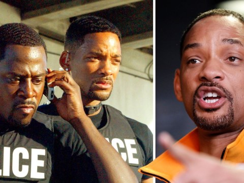 Will Smith shares the first look at Bad Boys 3 alongside Martin Lawrence