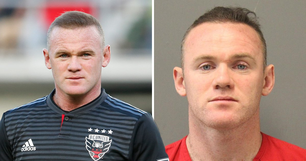 Wayne Rooney arrested for publicintoxication and swearing charges in US
