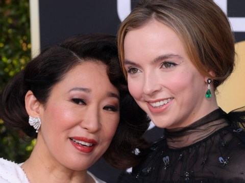 Sandra Oh and Jodie Comer reunite for Golden Globes 2019 and it's just so wholesome