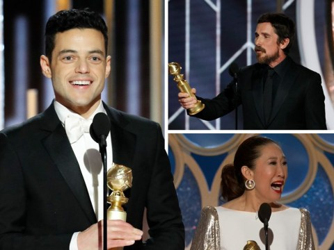Golden Globes 2019: Everything that's happened at the 76th awards