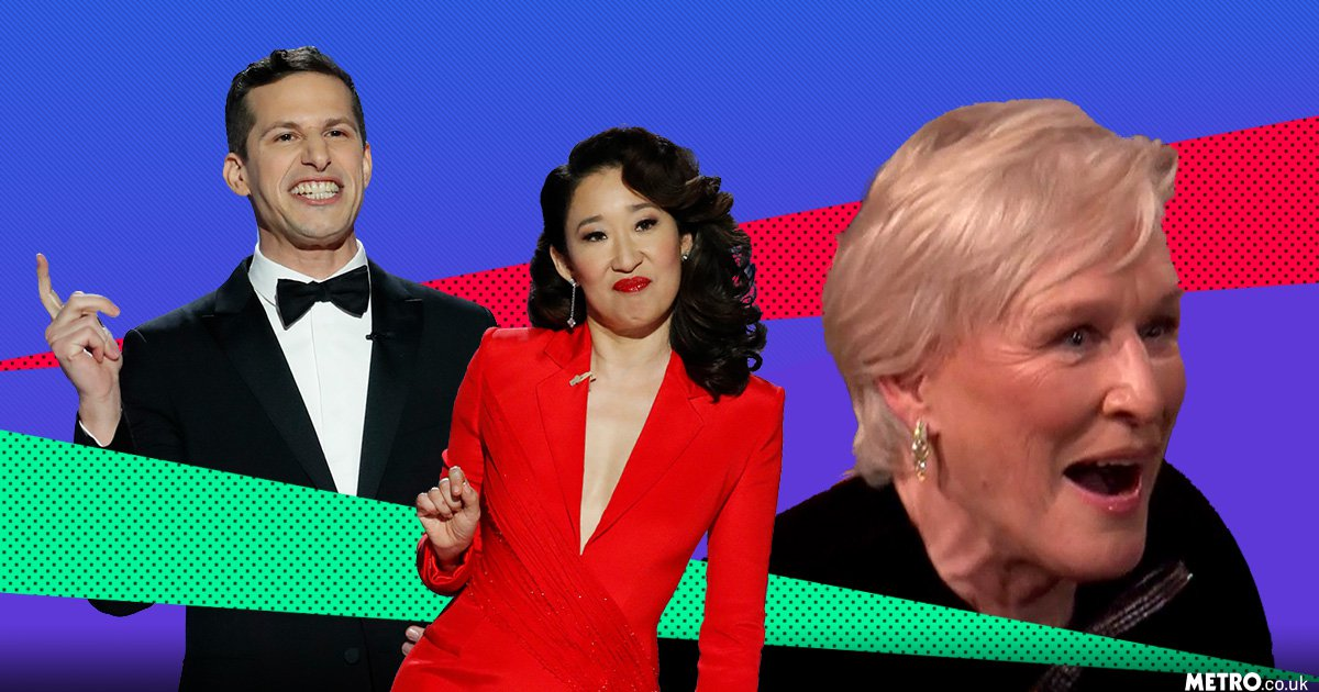 Here are the most hilarious moments from the Golden Globe Awards 2019