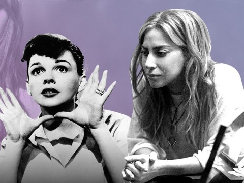 Before Lady Gaga there was Judy Garland – a look back at the original A Star Is Born
