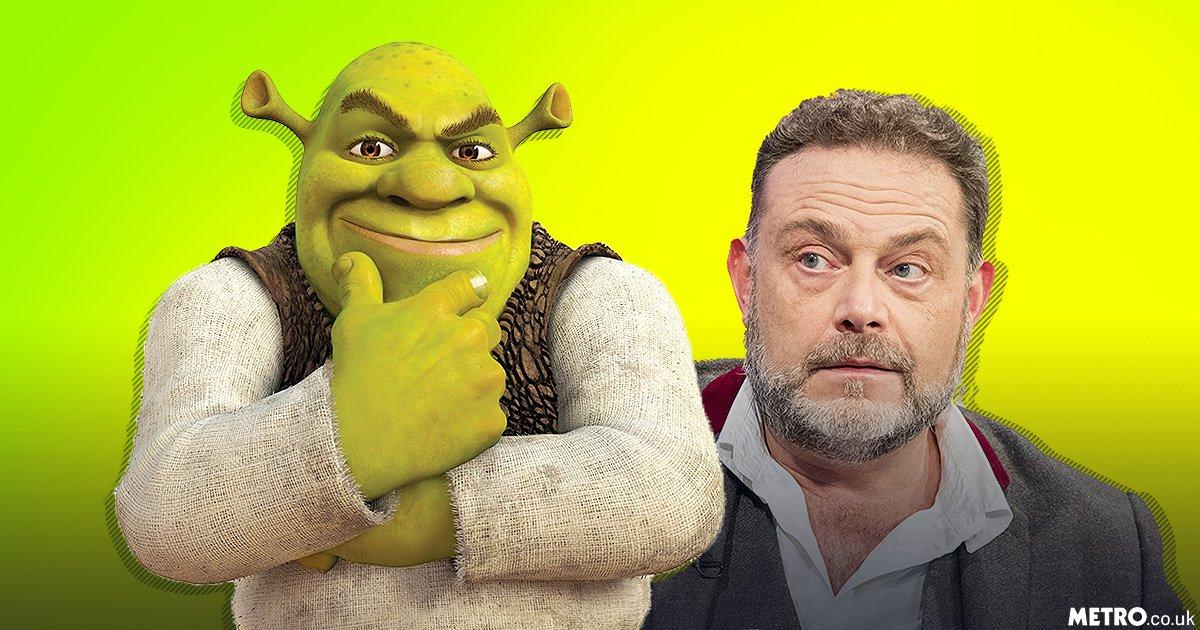 Cold Feet's John Thomson was almost cast as Shrek