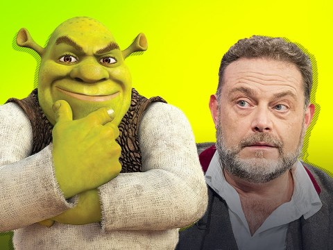 Cold Feet's John Thomson was almost cast as Shrek