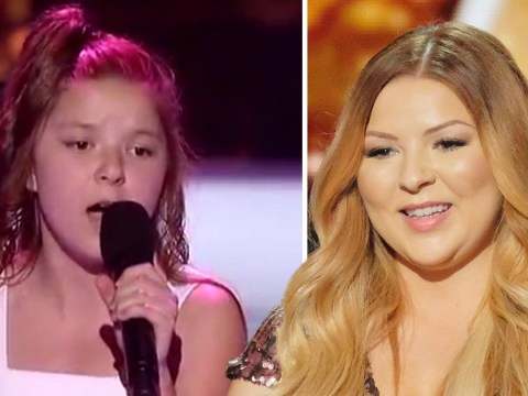 First ever America's Got Talent winner Biance Ryan returns to show that made her name after vocal surgery