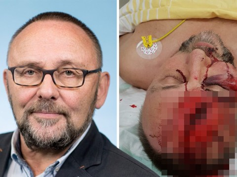 Far-right MP 'beaten half to death' in assassination attempt in Germany