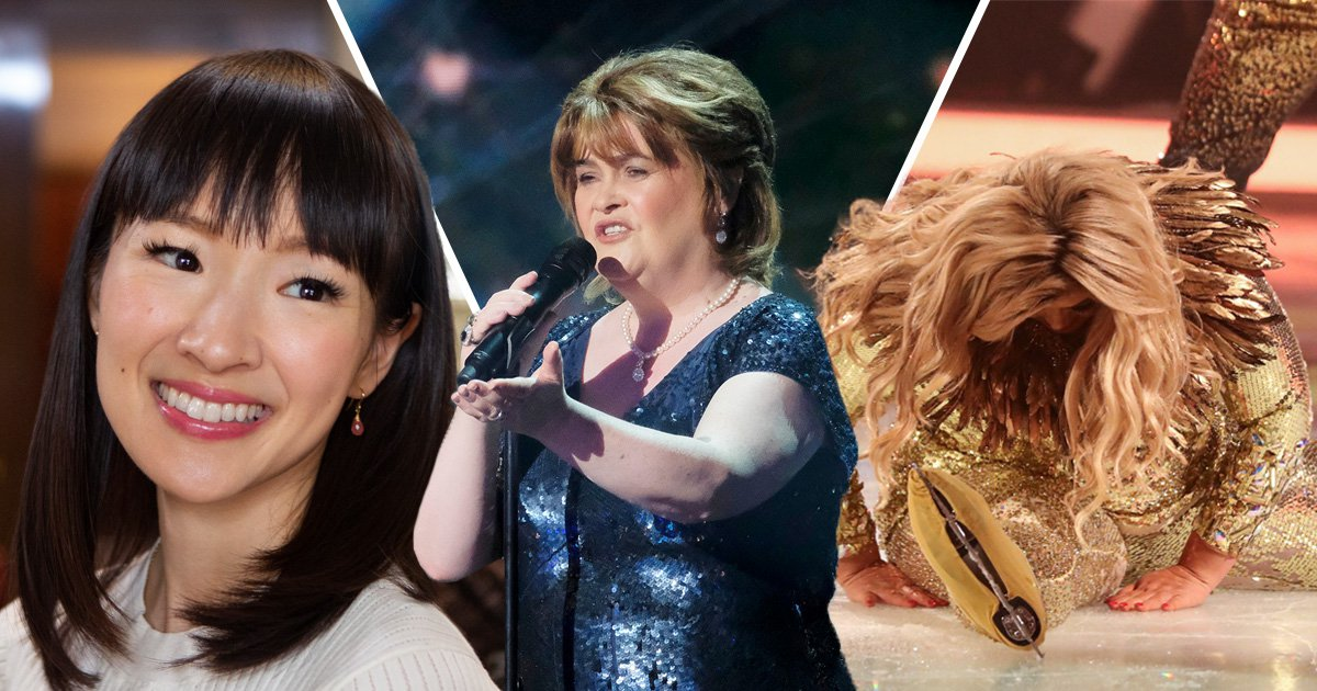 Susan Boyle to The Gemma Collins doing the 'splits' on Dancing on Ice: All the WTF moments  on TV from week one of 2019