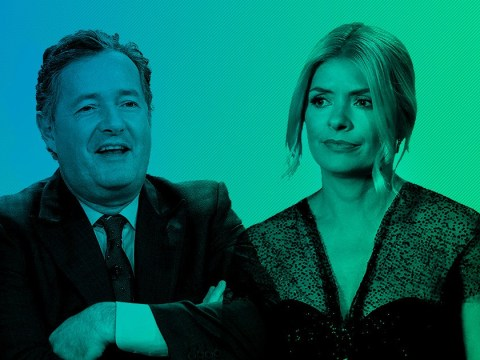 Piers Morgan demands apology from Holly Willoughby over This Morning's 'sexist' bid to win NTA votes