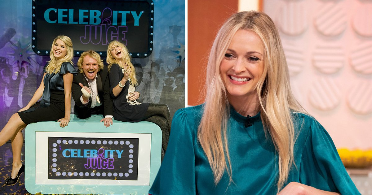 Fearne Cotton explains why she's leaving Celebrity Juice after 10 years