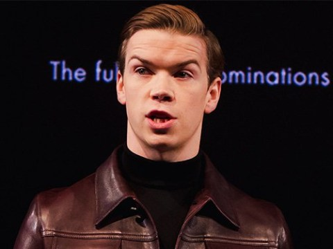 Will Poulter looks relaxed at 2019 Bafta nominations after quitting social media over Bandersnatch reaction