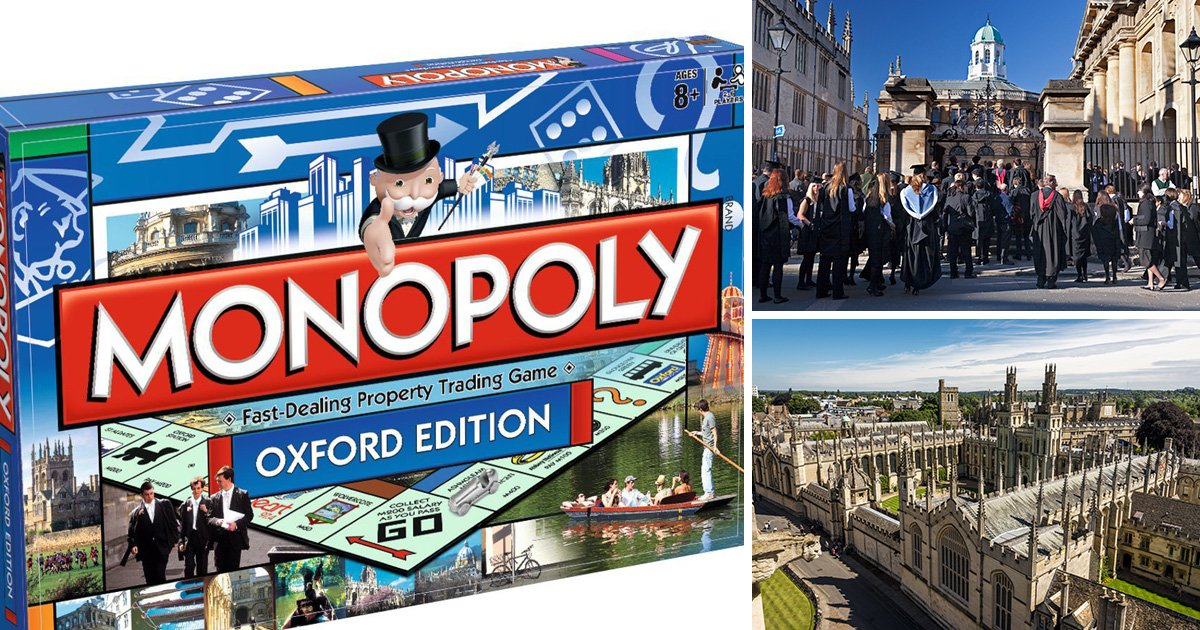 Monopoly labelled sexist for showing men graduating and women in bikinis