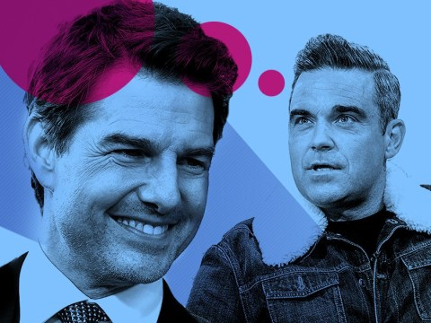 Robbie Williams keeps having amazing dreams about Tom Cruise: 'We got on so well'