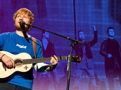 Ed Sheeran writes 'feel-good love song' Anywhere for Westlife's comeback album