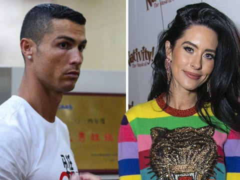 Cristiano Ronaldo 'to take appropriate legal action' against Jasmine Lennard after abuse allegations