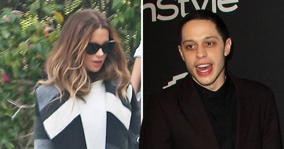 Kate Beckinsale gives hilarious response to Pete Davidson dating rumours after 'flirting' at Golden Globes