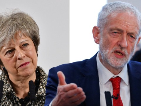 Jeremy Corbyn tells PM to 'call general election and let the people decide'