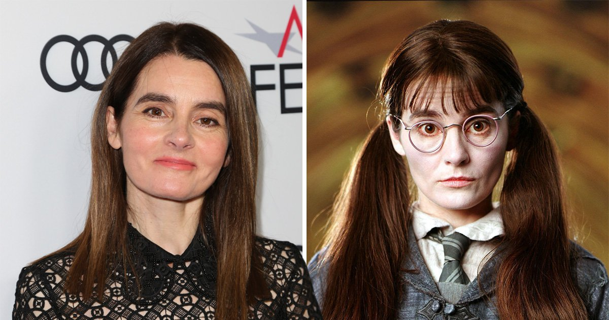 Biggest Harry Potter fans are 'twenty-something women', says Moaning Myrtle's Shirley Henderson